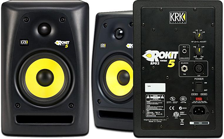 Bán mua loa kiểm âm KRK làm hài lòng người mua tại cửa hàng đáng tin cậy